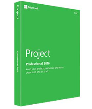 Project Pro 2016 Key + Download