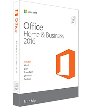Office 2016 Mac Home and Business Key + Download