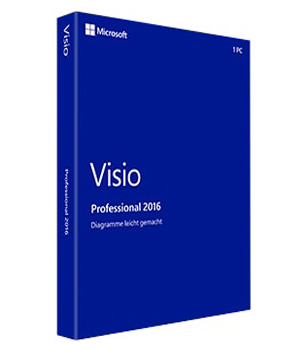 Visio Pro 2016 Key + Download
