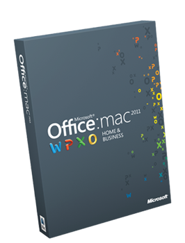 Office 2011 Mac Home and Business Key + Download