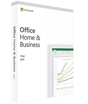 Office 2019 Mac Home and Business Key + Download [2019 MC HB